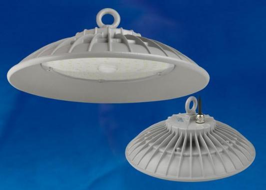 Подвесной светодиодный светильник (UL-00003184) Uniel ULY-U33B-200W/DW IP65 Silver подвесной светодиодный светильник ul 00002322 uniel uly u40c 150w dw ip65 black