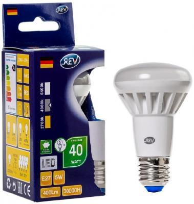 Лампа светодиодная REV RITTER 32333 4 R50 E14 5W 4000K переходник rev ritter 24020 4