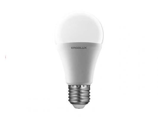 Купить Лампа светодиодная ERGOLUX 12151 LED-A60-12W-E27-4K ЛОН 12Вт E27 4500K 172-265В