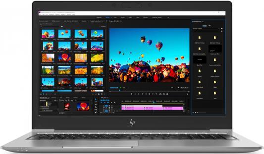 Ноутбук HP ZBook 15u G5 (2ZC05EA) ноутбук hp zbook 15 g4 y6k29ea y6k29ea