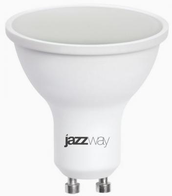 Лампа светодиодная JAZZWAY PLED-SP-GU10 pled-sp gu10 7Вт 5000к 230в