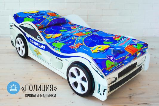 Кровать-машина Бельмарко Полиция