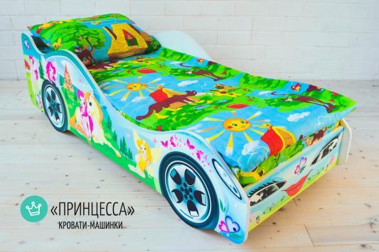 Кровать-машина Бельмарко Принцесса