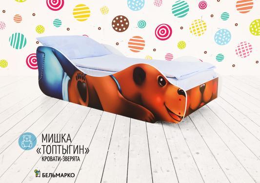 Кровать Бельмарко Мишка-Топтыгин