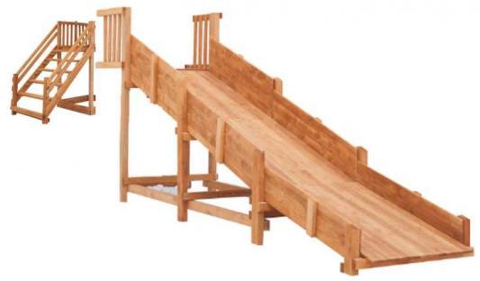 Купить Горка Можга Горка (P919) P919, 464x127x215 см, Горки и песочницы для детей