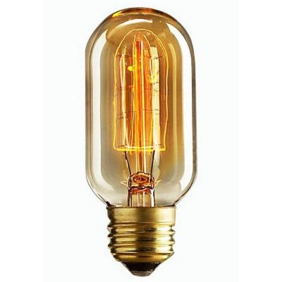 Лампа накаливания ARTE LAMP ED-T45-CL60 h11.2хw4.5хl4.5 1х60Вт 1хЕ27 350лм 2700k cri70 лампа накаливания arte lamp ed t10 cl60