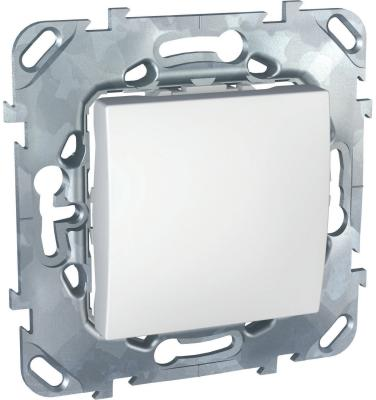 Механизм выключателя SCHNEIDER ELECTRIC MGU5.201.18ZD Unica 1-кл. бел.