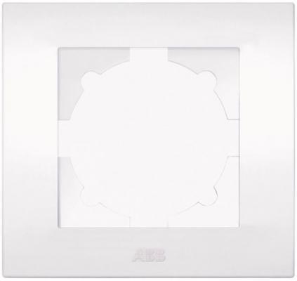 Рамка ABB COSMO 612-010200-271 белый 1 постовая