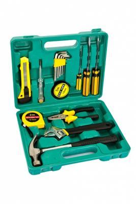 Набор инструментов из 15 предметов в кейсе TD 0438 ника 0438 2 9 51