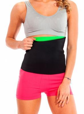 Пояс для похудения «BODY SHAPER», размер М SF 0113 горячие шейдеры термальные похудения талии пояс shaper сауна фитнес для похудения тренировка женщины body shaper спортивный жилет s xxxl