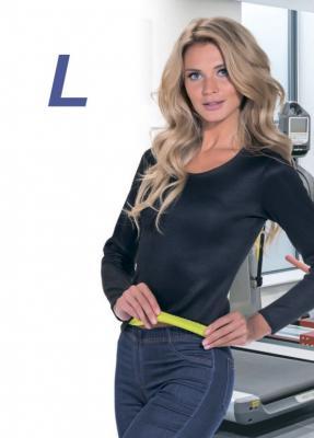 Футболка с длинным рукавом для похудения «ХОТ ШЕЙПЕРС», размер L SF 0219 футболка для похудения мужская