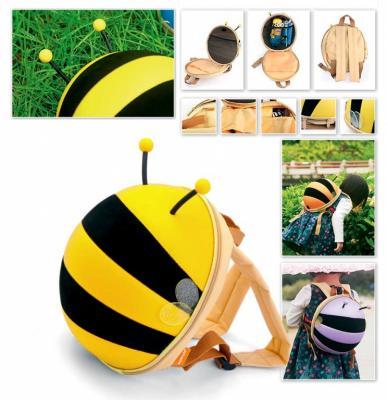 Ранец детский «ПЧЕЛКА» желтый DE 0183 ранец детский пчелка оранжевый de 0184 page 7