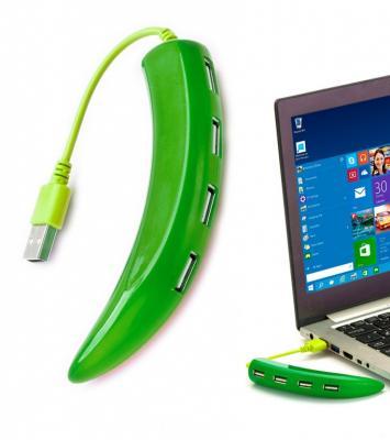 Разветвитель USB «ПЕРЧИК», зеленый SU 0044 at26df321 su