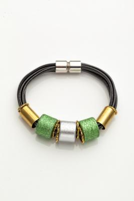 Браслет «ЭТНИКА» зеленый AS 0152