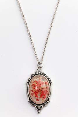 Колье «ВИНТАЖНЫЕ УЗОРЫ» красный AS 0101 браслет bradex as 0001