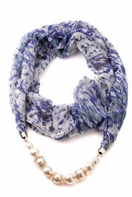 Колье-шарф «ПАРИЖАНКА» AS 0252 браслет bradex as 0001