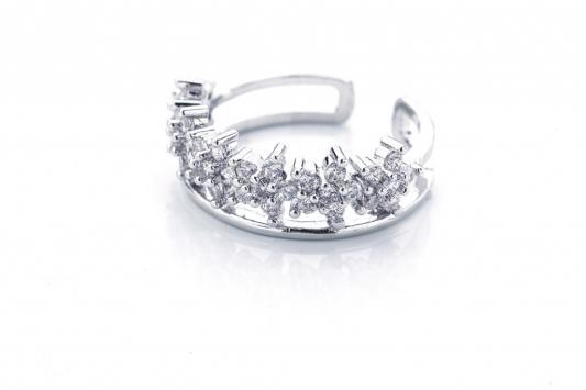 Кольцо «СНЕЖНАЯ КОРОЛЕВА» AS 0119