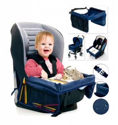 Столик дорожный для детского автокресла «ВЕСЁЛОЕ ПУТЕШЕСТВИЕ» автокресла