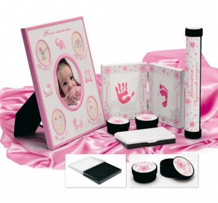 где купить Набор подарочный для новорождённого «МОЯ МАЛЫШКА» DE 0132 дешево