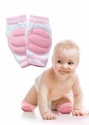 Наколенники детские розоые DE 0136