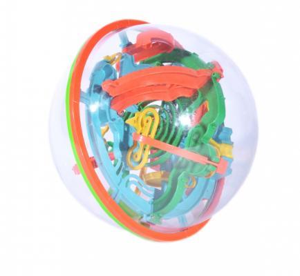 Игрушка-головоломка детская «ШАР-ЛАБИРИНТ» DE 0033 аддиктаболл шар лабиринт малый
