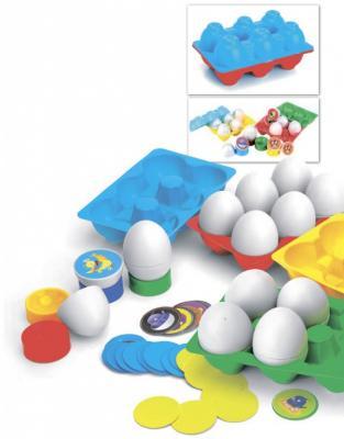 Игра настольная «КТО В ЯЙЦЕ» DE 0145 игра настольная кто помоет посуду вв1265