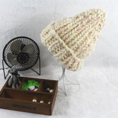 Шапка светло-розовая AS 0305 шапка женская bradex цвет бежевый as 0301 размер универсальный