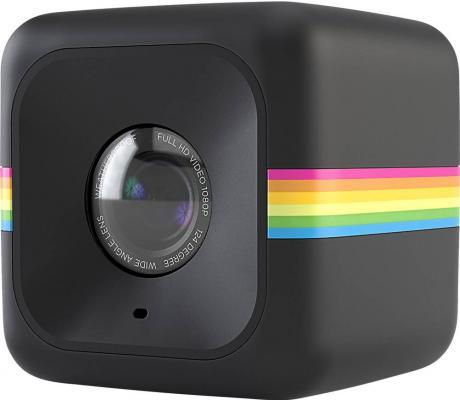 Экшн-камера Polaroid Cube+ POLCPBK черный