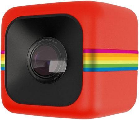 Экшн-камера Polaroid Cube+ POLCPR красный