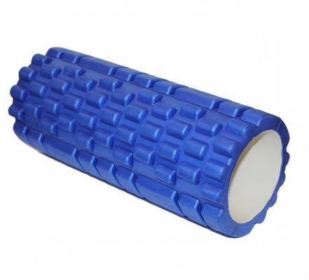 Валик для фитнеса «ТУБА» синий SF 0064 валик bradex для фитнеса массажный зеленый sf 0247