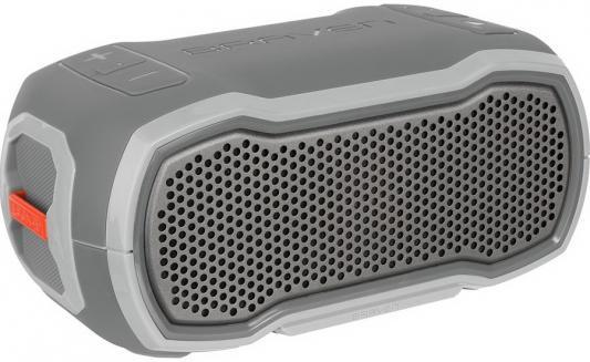 Портативная акустика Braven Ready Solo серый оранжевый BRDYSOLOGGO цена