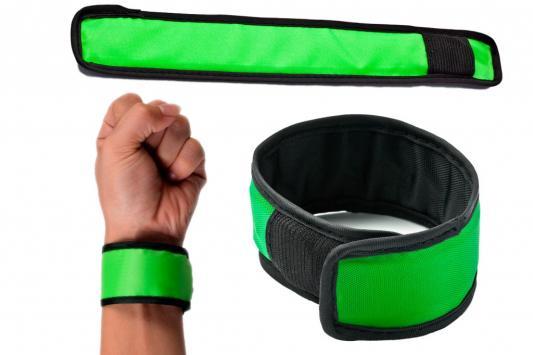 Слэп-Лента со светодиодной подсветкой зеленая TD 0444 слэп лента bradex со светодиодной подсветкой цвет синий черный