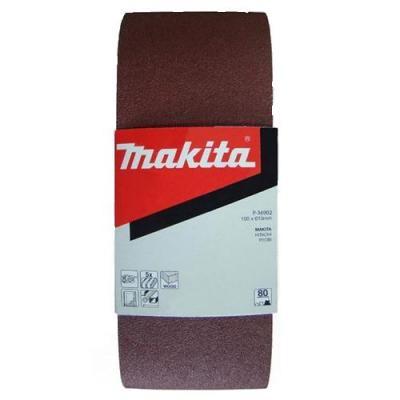 Лента шлифовальная MAKITA P-36918 100 X 610мм, K100, 5шт. шлифлента makita 100х610мм к100 5шт p 36918