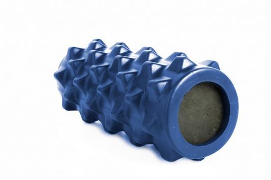 Валик для фитнеса массажный, синий SF 0248