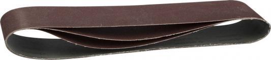 Лента шлифовальная бесконечная ЗУБР 35548-180  МАСТЕР для зшс-500 х/б ткань 100х914мм P180 3шт.