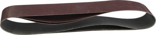Лента шлифовальная бесконечная ЗУБР 35548-320  МАСТЕР для зшс-500 х/б ткань 100х914мм P320 3шт.