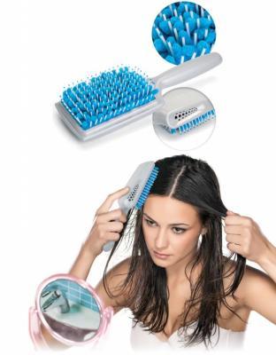 Щетка для сушки волос с микрофиброй KZ 0347 щетка для сушки волос с микрофиброй kz 0347