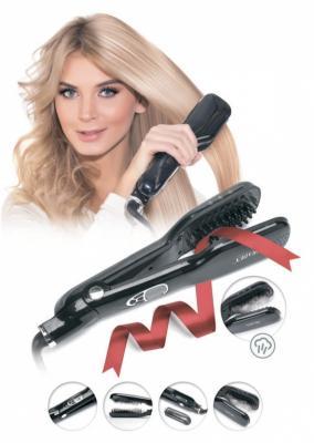 Стайлер для волос с парогенератором «МАГИЯ ШЕЛКА» KZ 0374 стайлер для волос с парогенератором bradex магия шелка