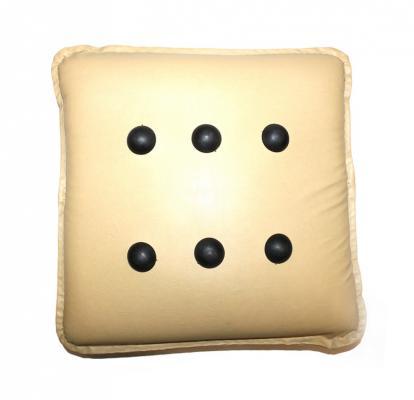 Подушка вибромассажная KZ 0311 подушка для сидения с памятью подушка сидушка про kz 0276