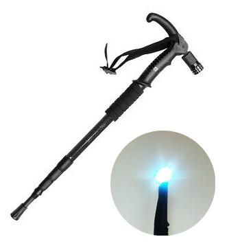 Трость телескопическая с подсветкой «ОПОРА» KZ 0087 стоимость