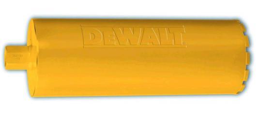 Коронка алм. DeWALT DT9767-QZ буровая для мокрого бурения, резьба 1 1/4 внутр., 102x400мм dg home кресло egg chair dark brown