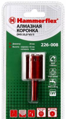 Алм. трубчатая коронка Hammer Flex 226-008 DHS 25,0*65/5 A3, алмаз 60Р, керамогранит 10pcs lot free shipping qsd e c8004 07 touch touch screen