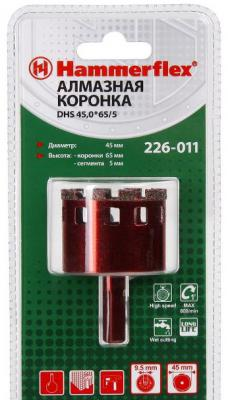 Алм. трубчатая коронка Hammer Flex 226-011 DHS 45,0*65/5 A3, алмаз 60Р, керамогранит 10pcs lot free shipping qsd e c8004 07 touch touch screen