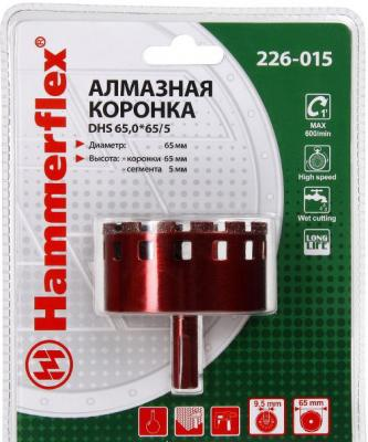 Алм. трубчатая коронка Hammer Flex 226-015 DHS 65,0*65/5 A3, алмаз 60Р, керамогранит 10pcs lot free shipping qsd e c8004 07 touch touch screen