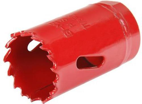 Коронка Hammer Flex 224-005 Bi METALL 29 мм коронка биметаллическая hammer 224 011 bimetall 57 мм