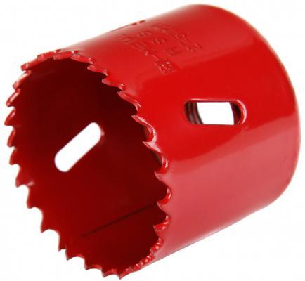 Коронка Hammer Flex 224-010 Bi METALL 51 мм коронка биметаллическая hammer 224 011 bimetall 57 мм