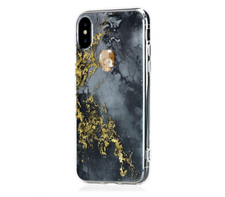 Накладка Bling My Thing Edge: Onyx для iPhone X разноцветный ipx-ed-bk-cry ey products e my creative wood table clock khaki 1 x aa