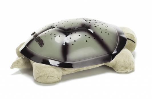 Ночник-проектор «ЗВЕЗДНАЯ ЧЕРЕПАШКА» DE 0040 ночник проектор детский bradex звездная черепашка