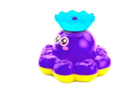 Игрушка детская для ванны «ФОНТАН-ОСЬМИНОЖКА» фиолетовый детская игрушка sile schleich ovp schleich 70022