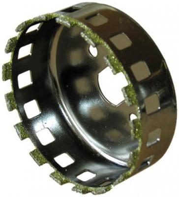 Коронка алмазная ЭНКОР 9445 по керамограниту ф68мм коронка по керамограниту 8х33 мм bosch профи